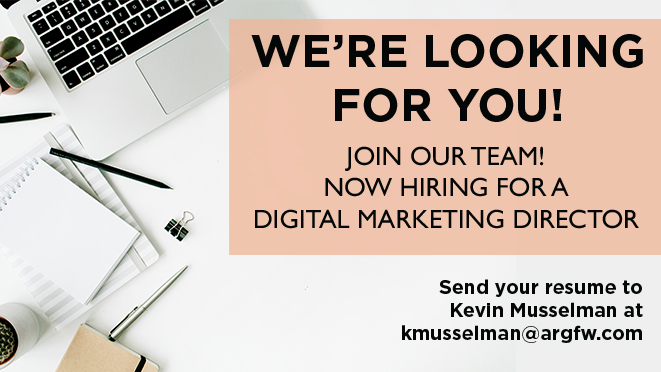 Adams Radio Group is NOW Hiring a Digital Marketing Director