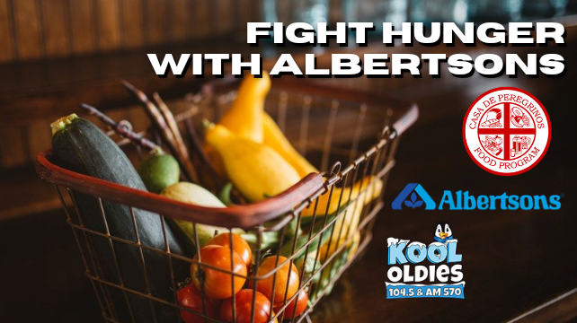Fight Hunger with Albertsons